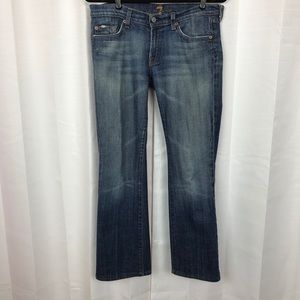 7 For All Mankind Boot Jeans Sz.29